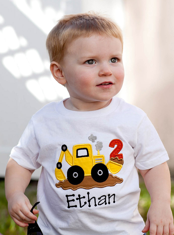Ethan's 2nd Construction Birthday Party | www.celebrationlane.com