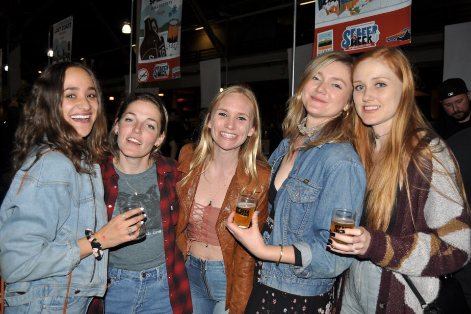 SF Beer Week 2018 — Opening Gala @ Pier 35 in San Francisco, CA