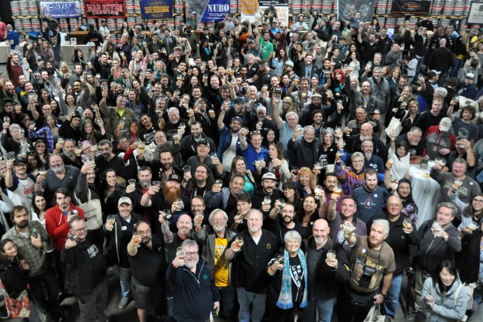 CBN's 30th Anniversary Bash @ Trumer Brewery in Berkeley, CA