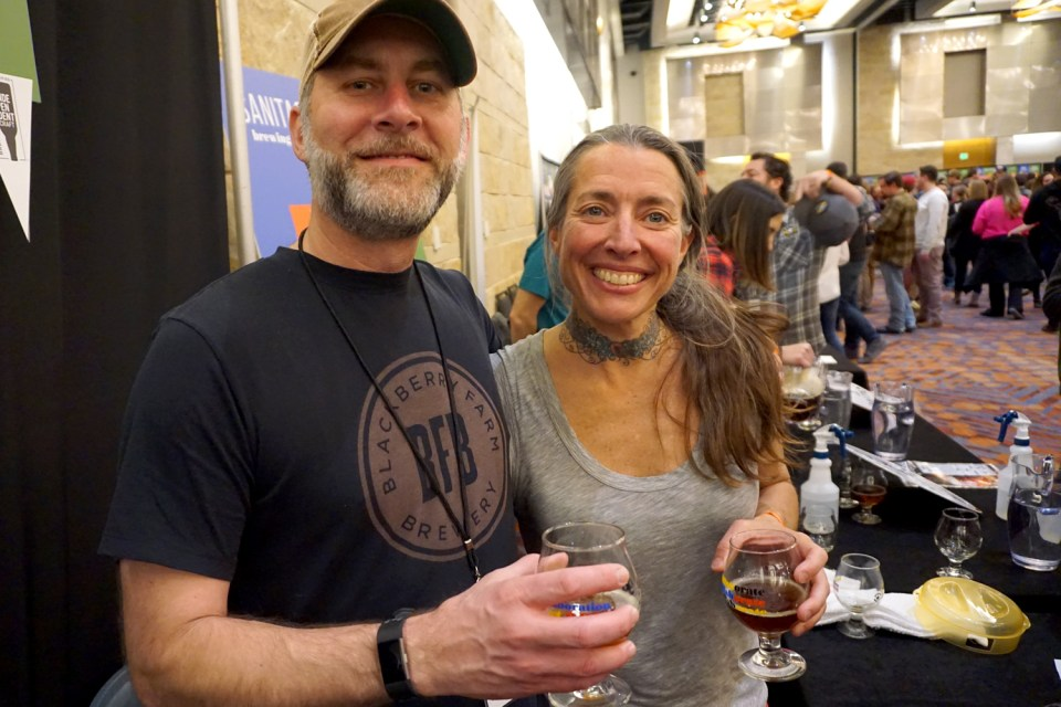 Rocky Mountain Brews – Denver's Collaboration Beer Fest – April/May 2018