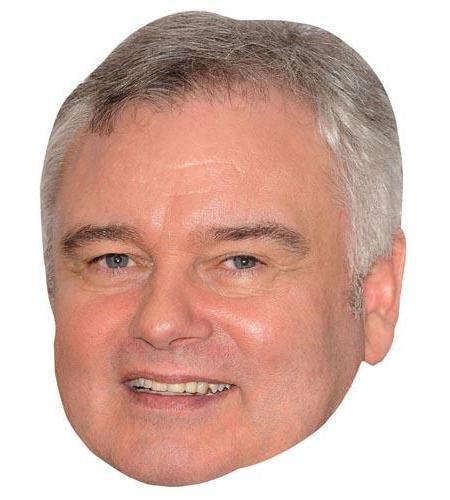 A Cardboard Celebrity Big Head of Eamonn Holmes