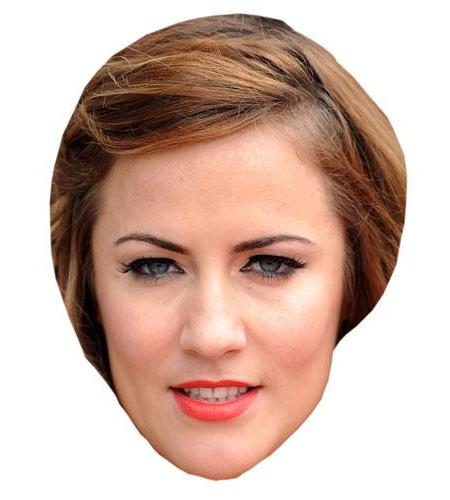 Caroline Flack Celebrity Big Head