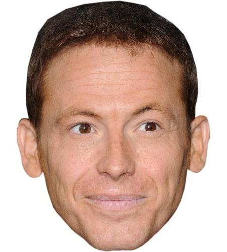 A Cardboard Celebrity Joe Swash Big Head