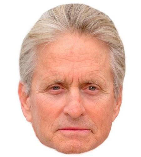 Michael Douglas Celebrity Big Head
