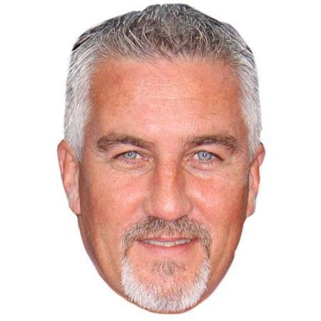 A Cardboard Celebrity Paul Hollywood Big Head-celebrity-Big Head