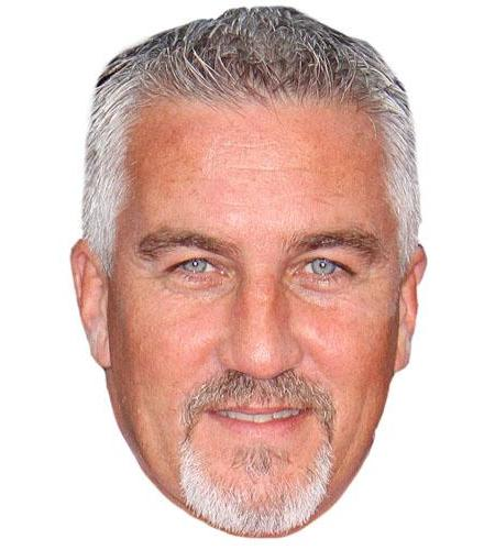 A Cardboard Celebrity Paul Hollywood Big Head-celebrity-Big Head