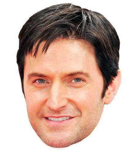 A Cardboard Celebrity Richard Armitage Big Head