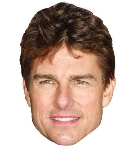 Tom Cruise Celebrity Mask