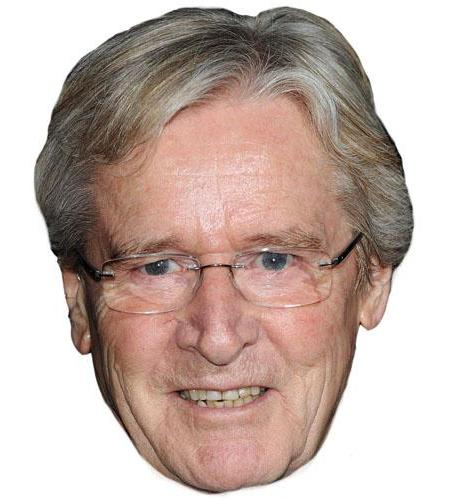 A Cardboard Celebrity William Roache Big Head
