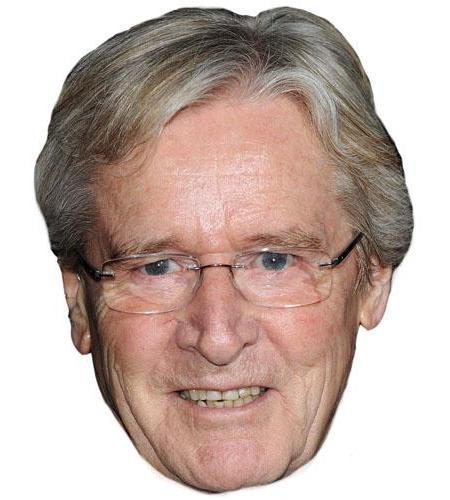 A Cardboard Celebrity William Roache Big Head