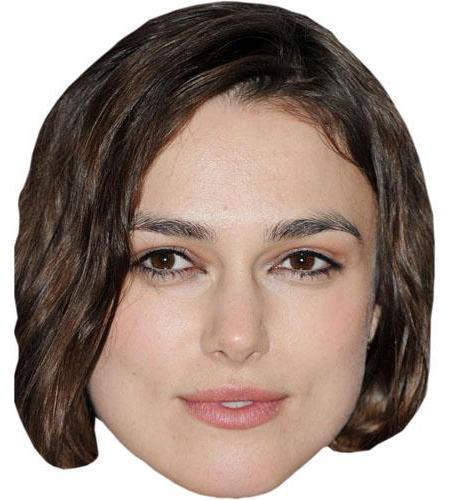 Keira Knightley Celebrity Big Head