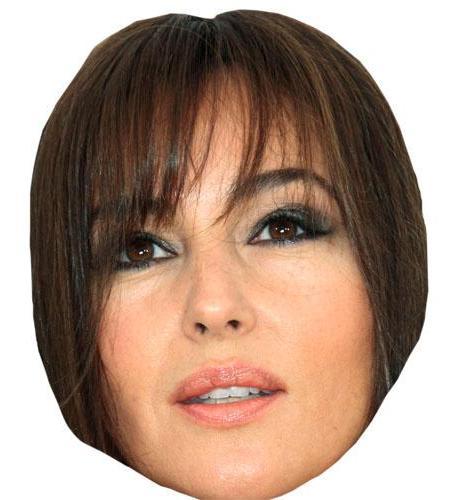 Monica Bellucci Celebrity Big Head