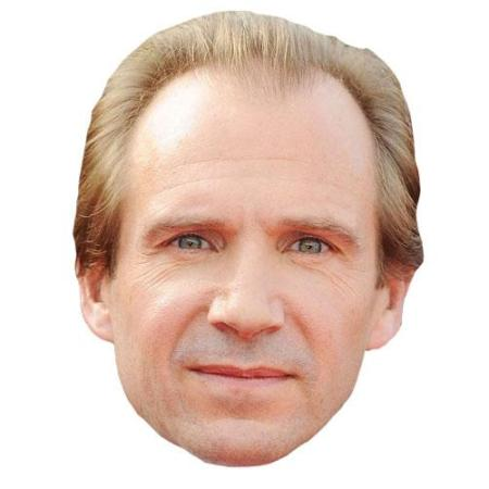 Ralph Fiennes Celebrity Big Head