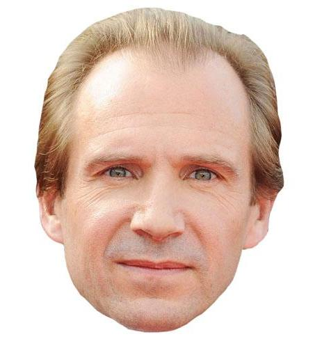 Ralph Fiennes Celebrity Big Head