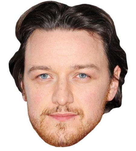 James McAvoy Celebrity Big Head