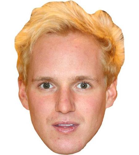 Jamie Laing Cardboard Big Head