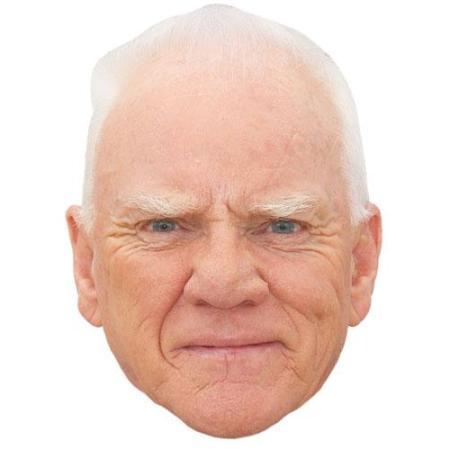 Malcolm McDowell Celebrity Big Head