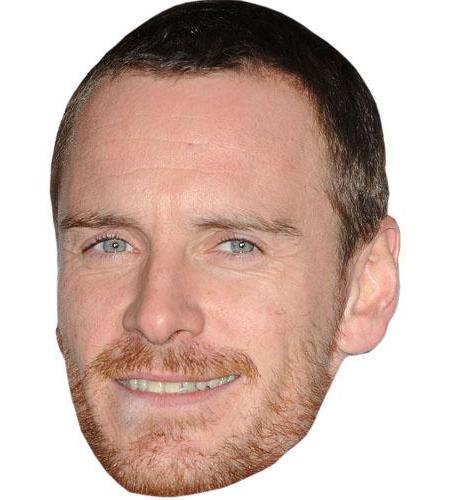 Michael Fassbender Celebrity Mask