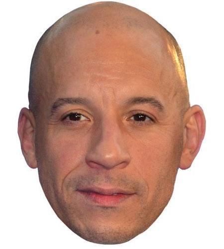 Vin Diesel Celebrity Big Head