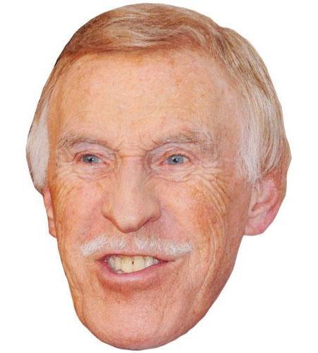 A Cardboard Celebrity Bruce Forsyth Big Head