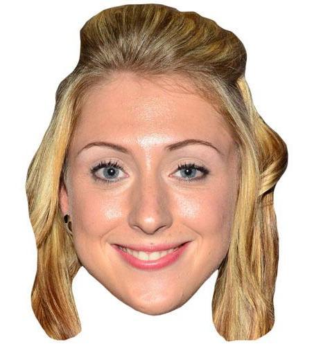 Laura Trott Celebrity Big Head