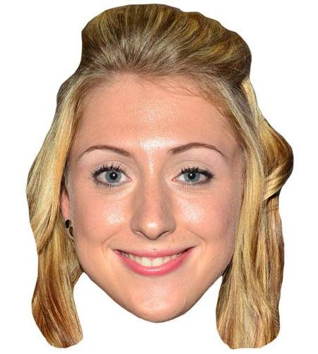 Laura Trott Celebrity Big Head