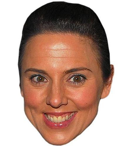 A Cardboard Celebrity Melanie C Big Head