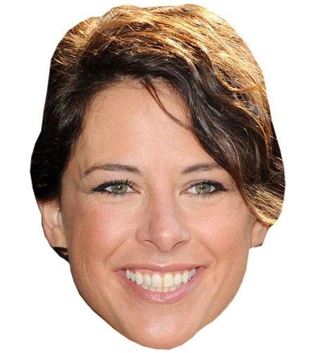 A Cardboard Celebrity Belinda Wilson-Wilson Big Head