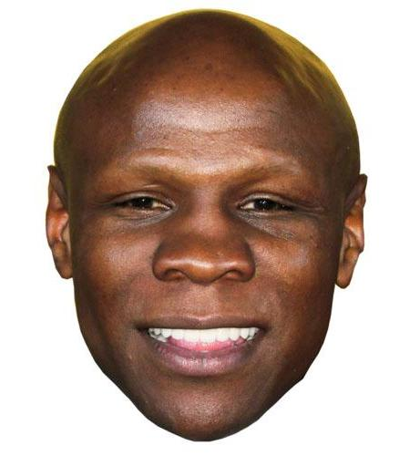 A Cardboard Celebrity Chris Eubank Big Head