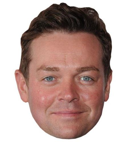 Stephen Mulhern Cardboard Celebrity Big Head