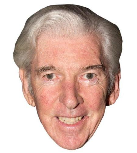 A Cardboard Celebrity Big Head of Tom O'Connor