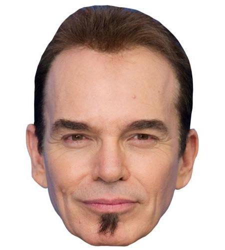 A Cardboard Celebrity Big Head of Billy Bob Thornton