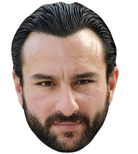 Saif Ali Khan Celebrity Big Head