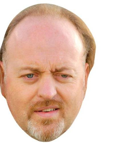 A Cardboard Celebrity Big Head of Bill Bailey