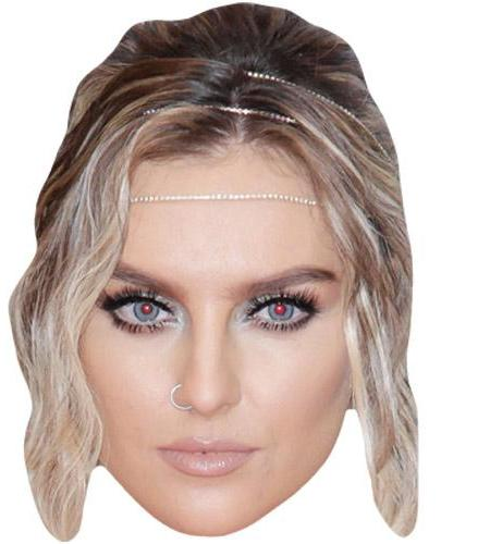 A Cardboard Celebrity Big Head of Perrie Edwards
