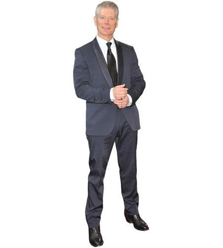 A Lifesize Cardboard Cutout of Stephen Lang wearing a suit