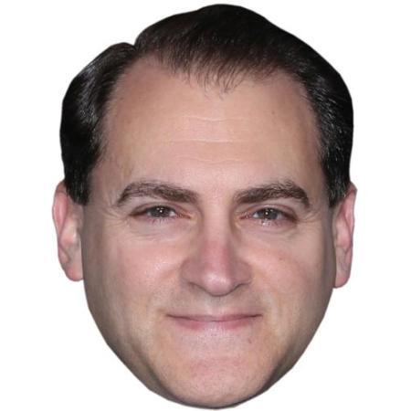 A Cardboard Celebrity Big Head of Michael Stuhlbarg