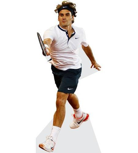 Roger Federer (Playing)