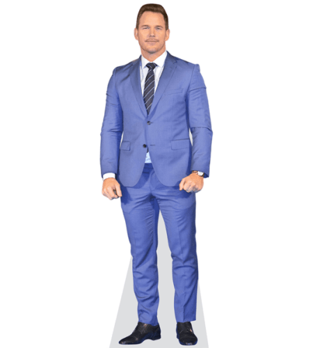 Chris Pratt (Blue Suit)