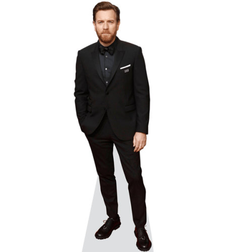 Ewan Mcgregor (Black Suit)