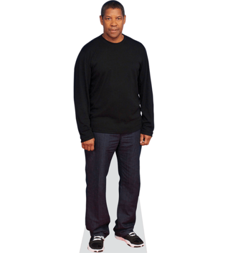 Denzel Washington (Casual)
