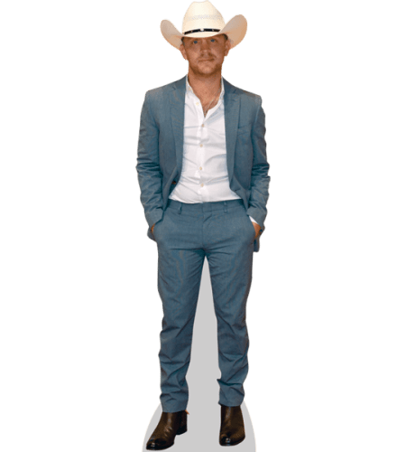 Justin Moore (Grey Suit)