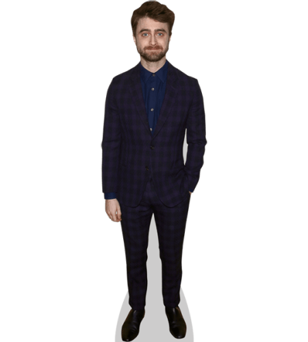Daniel Radcliffe (Checkered Suit)
