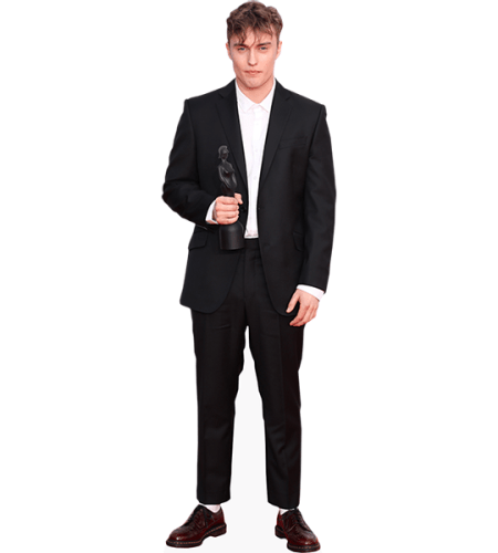 Sam Fender (Black Suit)