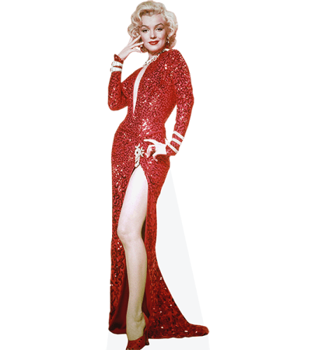 Marilyn Monroe (Red Dress)