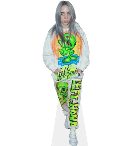 Billie Eilish (Tracksuit)