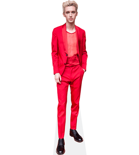 Troye Sivan (Red Suit)