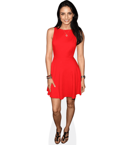 Aislinn Derbez (Red Dress)