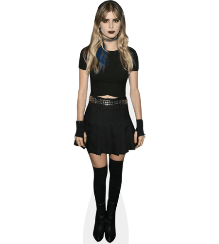 Carlson Young (Black Outfit)