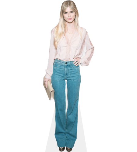 Carlson Young (Jeans)